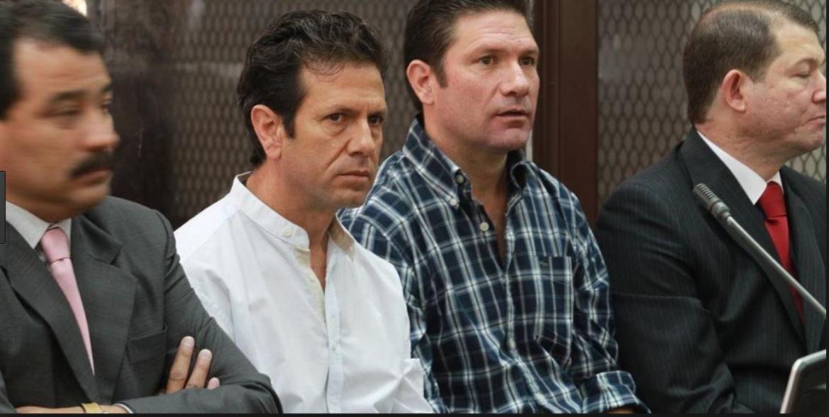 Los hermanos Valdéz Paiz, habían sido señalados por el asesinato del abogado Rodrigo Rosenberg. (Foto Prensa Libre: Hemeroteca)