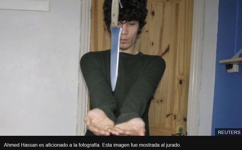 """""""Entrenado para matar"""": el adolescente iraquí que usó un premio escolar para construir una bomba y atentar contra el metro de Londres"""