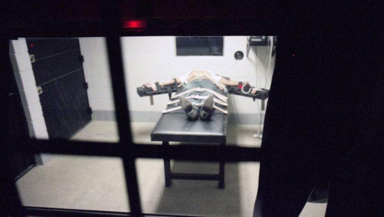Manuel Martínez Coronado fue ejecutado en 2000 por la muerte de una familia en Chiquimula. (Foto: Hemeroteca PL)
