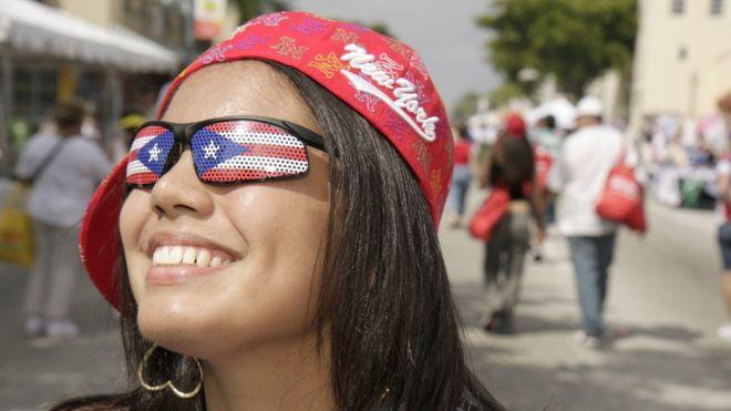 Los puertorriqueños son una de las comunidades latinas más grandes de EE. UU. GETTY IMAGES
