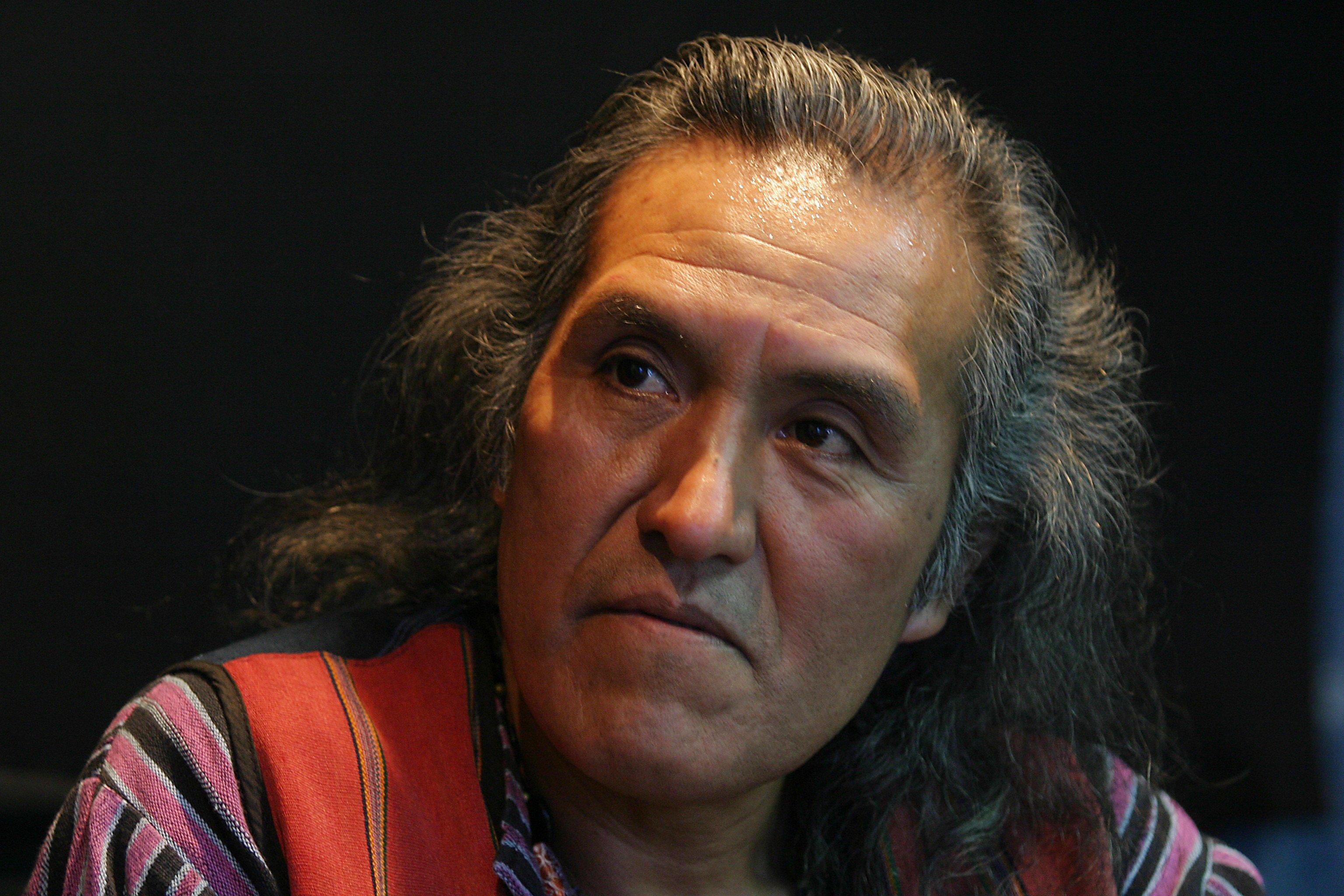 El escritor guatemalteco, Humberto Ak'abal, falleció el lunes 28 de enero a los 67 años en el hospital San Juan de Dios. (Foto Prensa Libre: HemerotecaPL)