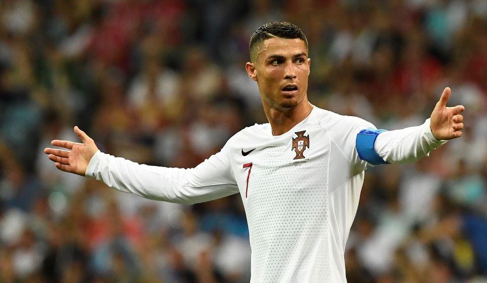Cristiano Ronaldo llegó a un acuerdo con el técnico y la Federación de Portugal para no estar con la selección en octubre y noviembre. (Foto Prensa Libre: AFP).