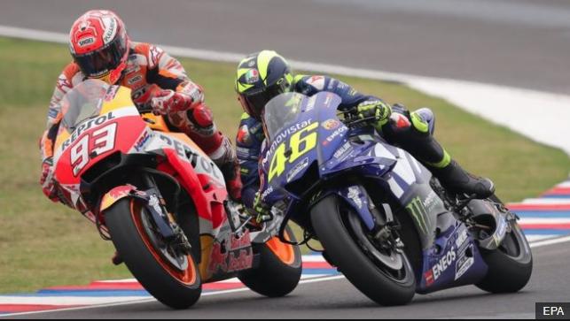 """""""Está destruyendo este deporte"""": las duras acusaciones de Valentino Rossi contra Marc Márquez que recrudecen la tensión en MotoGP"""