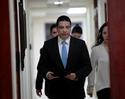 El exministro de Energía y Minas Érick Archila fue detenido en EE.UU. por un procedimiento migratorio. (Foto Prensa Libre: Hemeroteca PL)