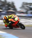 Marcos Reichert domina las categorías de Superbike y Supersport, en el campeonato nacional. (Foto Prensa Libre: cortesía Gabriel López)