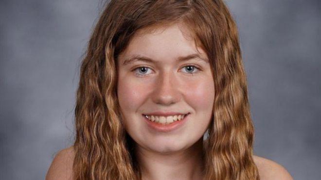 Jayme Closs fue buscada durante casi tres meses luego de desaparecer de su casa en Barron, Wisconsin. EPA