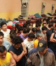 119 por cada cien mil, tasa de encarcelamiento en el 2014. (Foto Prensa Libre: Hemeroteca PL)
