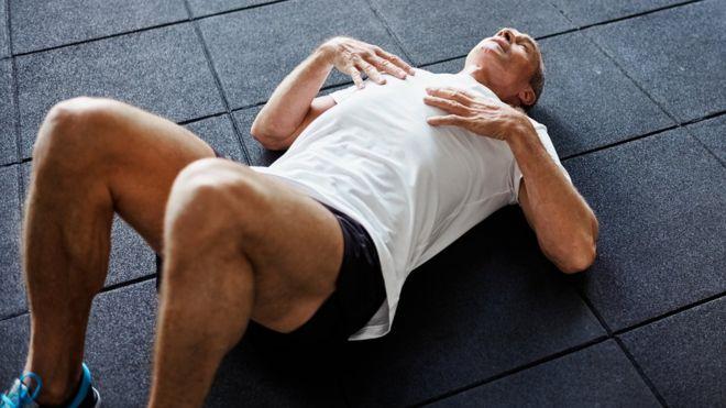 Los abdominales es una de las partes del cuerpo que más nos obsesionan. GETTY IMAGES