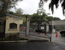 La lujosa residencia donde vivió Roxana Baldetti está ubicada en residenciales Los Eucaliptos, en Santa Catarina Pinula.(Foto Prensa Libre: Hemeroteca PL)