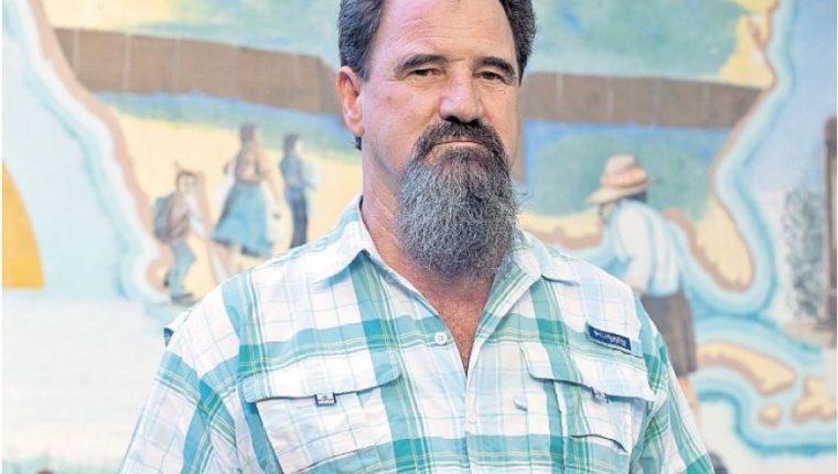 Ademar Barilli rechazó en su juventud entrar en política por considerarla llena de engaños. (Foto Prensa Libre: Juan Diego González)