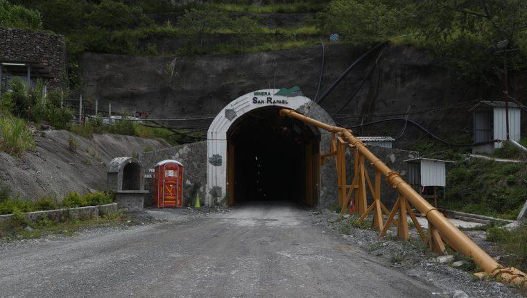 A la Minera San Rafael le fue suspendida la licencia del proyecto El Escobal en julio del 2017. (Foto, Prensa Libre: Hemeroteca PL).