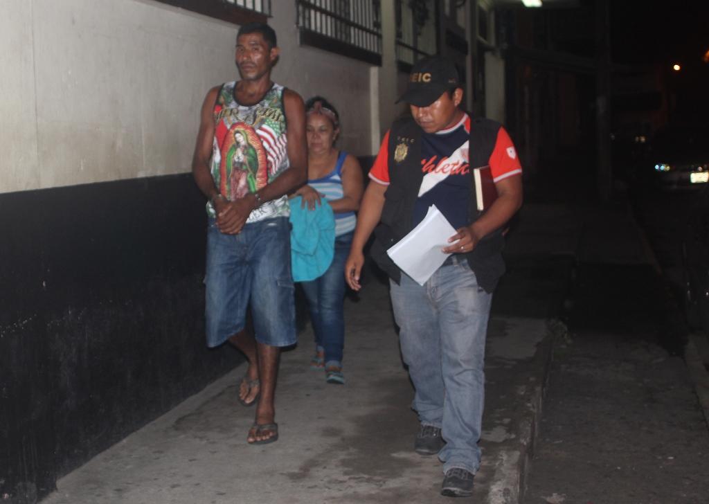 Capturan a 13 personas sindicados de trata de personas