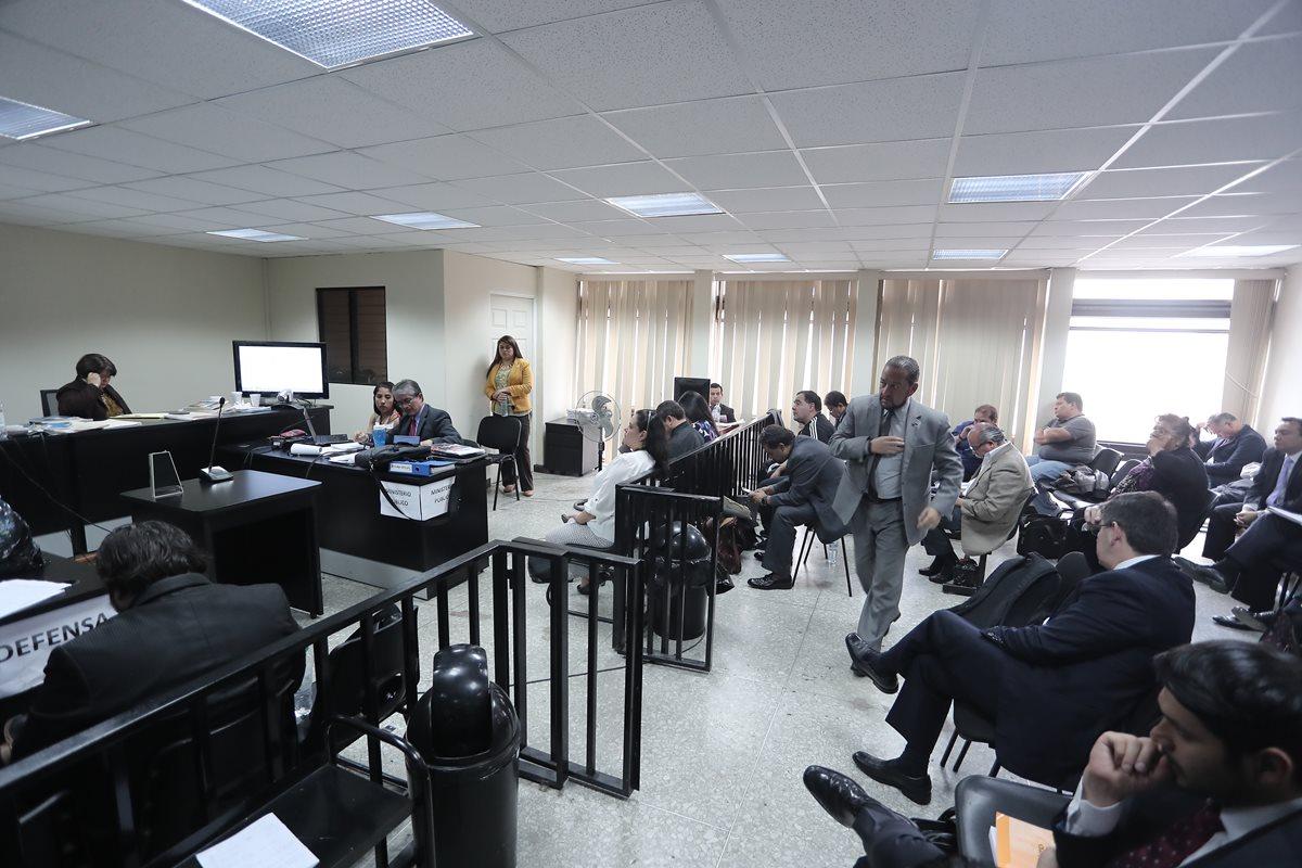 Defensa cuestiona acusación en caso IGSS Pisa y Chiquimula