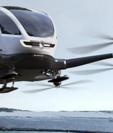 Serán drones sin piloto, y cada uno de ellos podrá albergar un pasajero de hasta 100 kilos. (Foto Prensa Libre: BBC Mundo)