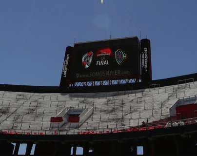Conmebol posterga final de la Copa Libertadores y fijará nueva fecha