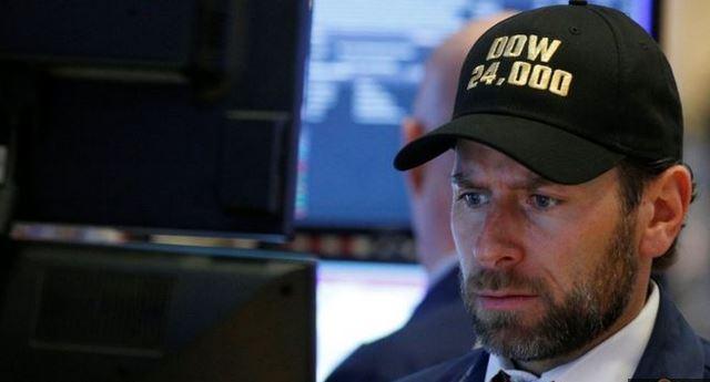 Es la segunda jornada consecutiva de pérdidas en la Bolsa. (Foto Prensa Libre: Reuters)