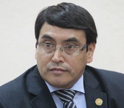 Edwin Humberto Salazar Jerez, candidato a Contralor General de Cuentas. (Foto Prensa Libre: Hemeroteca PL)