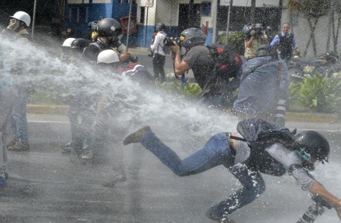 Denuncian plan represivo del gobierno nicaragüense para acallar a la Prensa independiente
