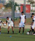 La Selección de Guatemala enfrentará a Israel en partido de preparación. (Foto Fedefut).