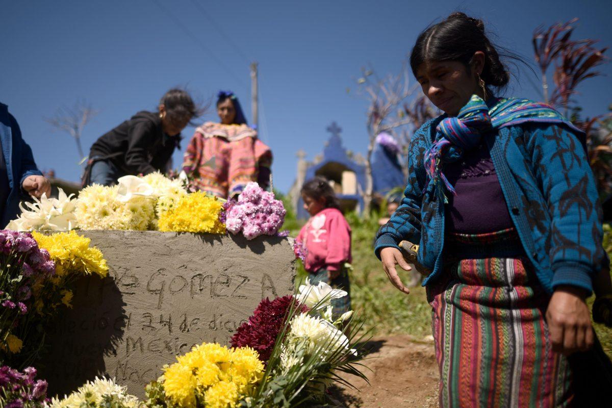 Felipe Gómez, el segundo niño migrante que falleció en Estados Unidos, descansa en paz