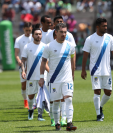 El capitán crema, Jean Jonathan Márquez, es uno de los seleccionados que más ha sufrido la suspensión del futbol guatemalteco. (Foto Prensa Libre: Francisco Sánchez)
