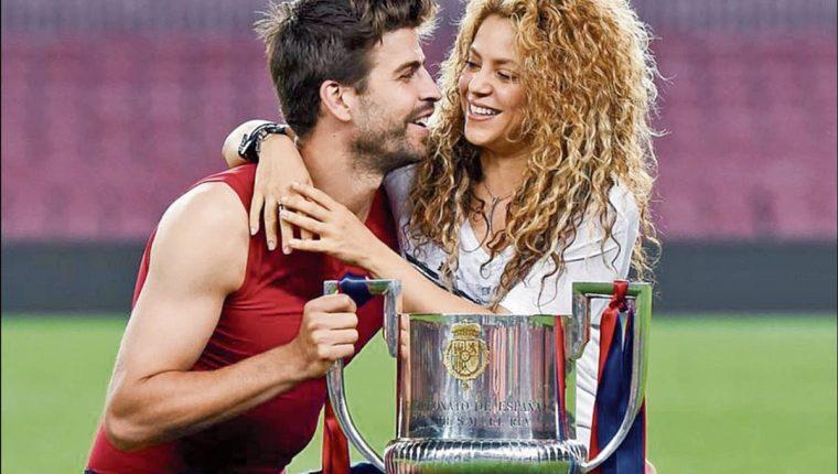 Los rumores de Gerard Piqué y Shakira son cada vez más fuertes en España. (Foto Prensa Libre: Hemeroteca PL)