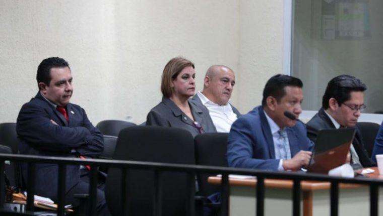Carlos Rodas y Anahí Keller esperan un debate por el incendio en el Hogar Seguro Virgen de la Asunción. (Foto Prensa Libre: Hemeroteca)
