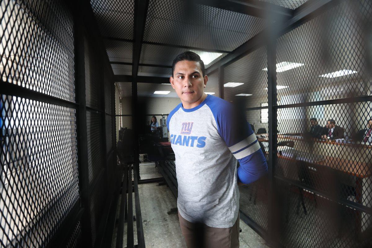 Envían a juicio a Jabes Meda por homicidio de estudiante de la Escuela de Comercio