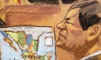 """Las grabaciones en las que supuestamente aparece la voz de """"El Chapo"""" hablan de drogas, violencia y sobornos. REUTERS"""
