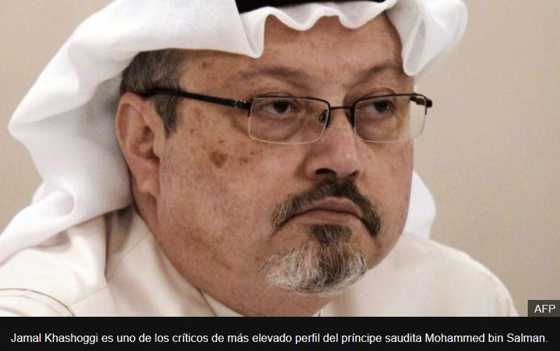 """Caso Jamal Khashoggi: las grabaciones que Turquía asegura """"prueban el asesinato"""" del periodista dentro del consulado saudita en Estambul"""
