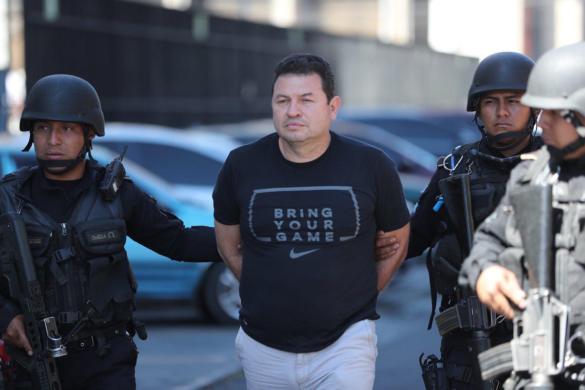 Rey del Tenis fue detenido el viernes último y espera la audiencia de primera declaración. (Foto Prensa Libre: Hemeroteca PL)