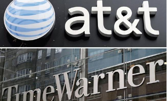 AT&T está listo para defender en los tribunales su fusión con Time Warner