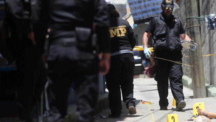 En 2017 murieron 594 mujeres de forma violenta en Guatemala. (Foto Prensa Libre: Hemeroteca PL)