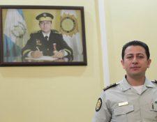 Nery Ramos dirigió la PNC desde septiembre de 2015 hasta febrero de 2018. (Foto Prensa Libre: Hemeroteca PL)