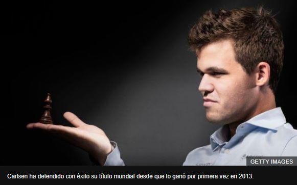 Magnus Carlsen, el modelo noruego que puso al ajedrez de moda y lidera una legión de 600 millones de personas