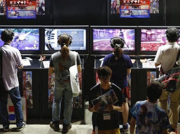 Es la primera vez desde el 2009 que el crecimiento de la industria de videojuegos no alcanza los dos dígitos. (Foto Prensa Libre: Hemeroteca)