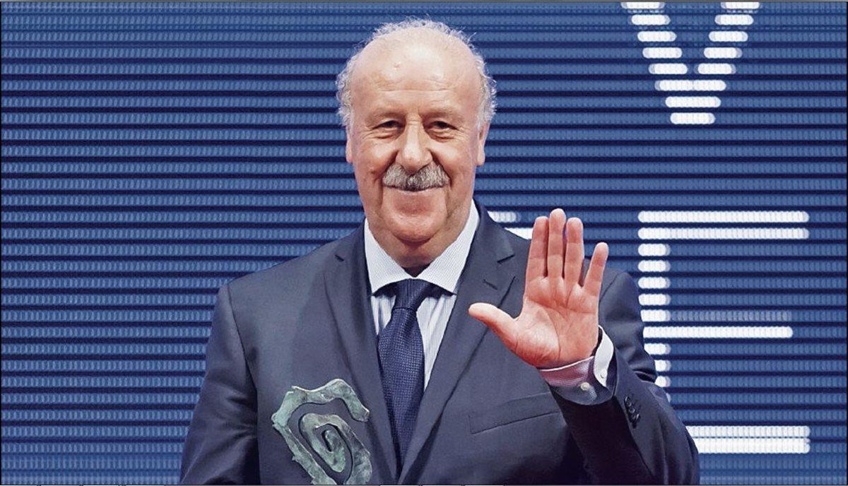 Del Bosque dice que James tiene muchos competidores de peso en el Real Madrid