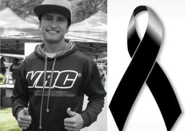 El deporte guatemalteco vuelve a estar de luto por la muerte del Estefan Castillo. (Foto Facebook).