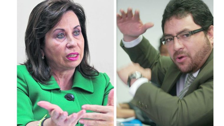 La discusión por cambios en el partido Unidad Nacional de la Esperanza (UBE) se trasladó a las redes sociales. (Foto Prensa Libre: Hemeroteca PL)