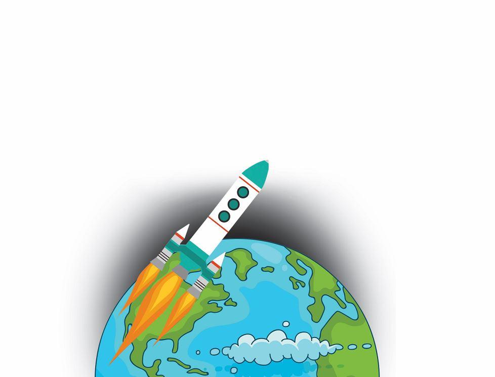 La colaboración internacional en el campo espacial es imprescindible para el lanzamiento del primer satélite guatemalteco. (Fotoarte Prensa Libre, Boris Campos)