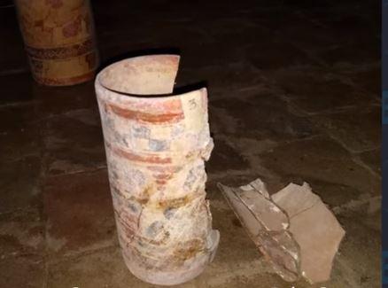 Piezas halladas en mansión de Manuel Baldizón son auténticas, dice el MP
