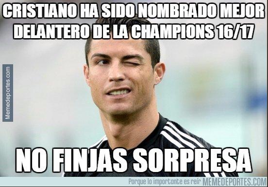 """El premio en """"Memes"""" lo otorgan los aficionados a Leo Messi"""