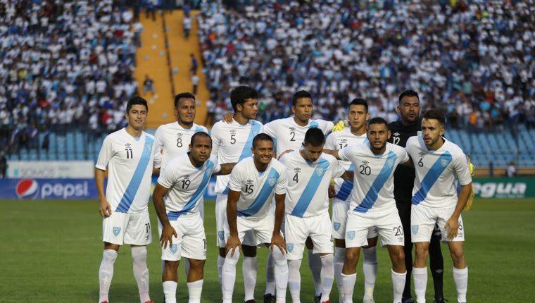 Este fue el 11 de Wálter Claverí para el juego entre Guatemala y Cuba. (Foto Prensa Libre: Carlos Vicente)