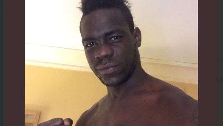 Balotelli es más conocido por sus polémicas fuera de la cancha que por su futbol, pero el jugador italiano espera recuperar su mejor versión en Francia. (Foto Prensa Libre: Mario Balotelli/Instagram)