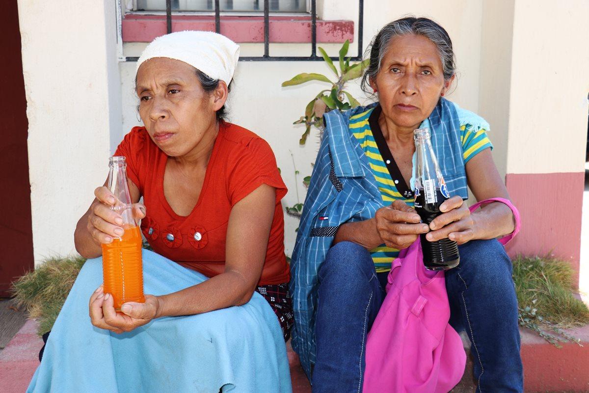 Llegó a una iglesia de El Pinalito, Camotán, a poner velas y lo matan