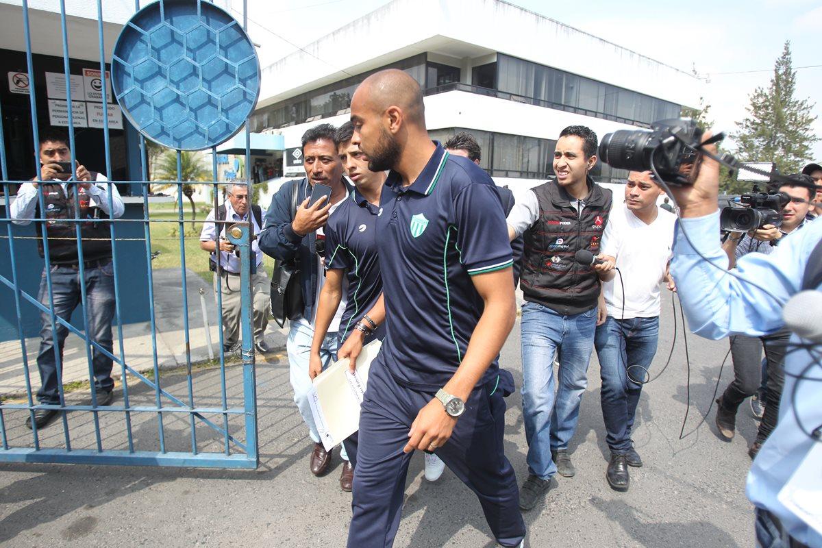 Cuatro jugadores de Antigua GFC quedan inhabilitados por dopaje