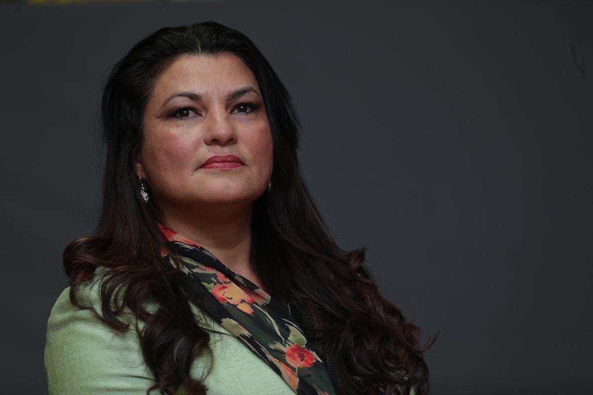 """Patricia Gámez: """"El Norte del MP es cumplir la ley"""""""