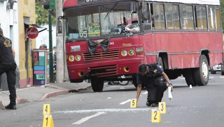 Guatemala registró mil 802 homicidios en 2017 y es el departamento más violento. (Foto Prensa Libre: Hemeroteca PL)