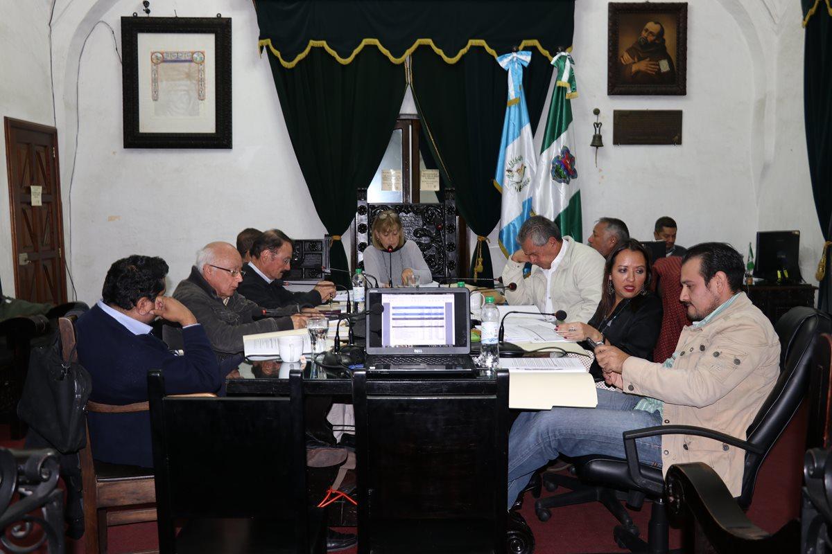 Propuesta de presupuesto municipal de Antigua Guatemala para el 2018 fracasa