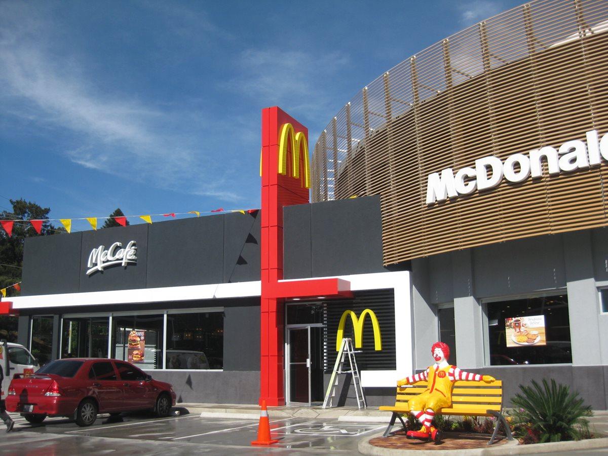 ¿Por qué McDonald´s instaló un restaurante en Boulevard Liberación?